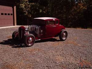 Ford 1930 Hot Rod : 1930 ford vintage traditional hot rod coupe ~ Kayakingforconservation.com Haus und Dekorationen