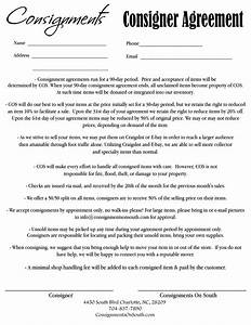 consignment agreement definition portablegasgrillwebercom With consignment shop contract template