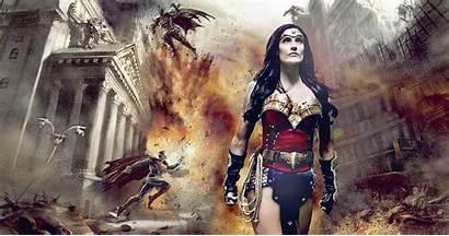 Wonder Woman Wallpapers Desktop Injustice Iphone Background
