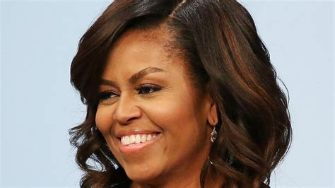 Michelle Obama Rocks Natural Hair In Instagram Photo