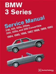 free auto repair manuals 1993 bmw 3 series instrument cluster bmw 3 series e30 service manual 1984 1990 free ebooks download