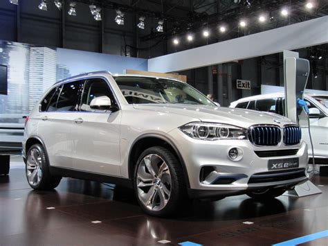 Bmw Neuheiten Ny Auto Show 2015 by Bmw Concept X5 Edrive Updated For New York Auto Show Photos