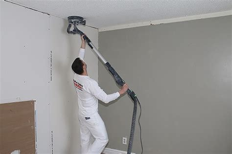 Scraping Popcorn Ceiling by Tips On Painting Ceilings And Popcorn Ceiling Removal