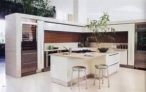 Ilot Central Pas Cher : cuisine avec ilot central pas cher 3 cuisine avec ~ Melissatoandfro.com Idées de Décoration