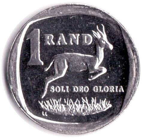 1 rand en afrikaans suid afrika afrique du sud numista