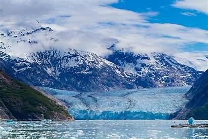 Alaska Juneau Glacier Tracy Arm Fjord Glaciers