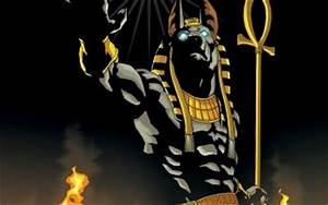 8 Anubis HD Wallpapers | Background Images - Wallpaper Abyss