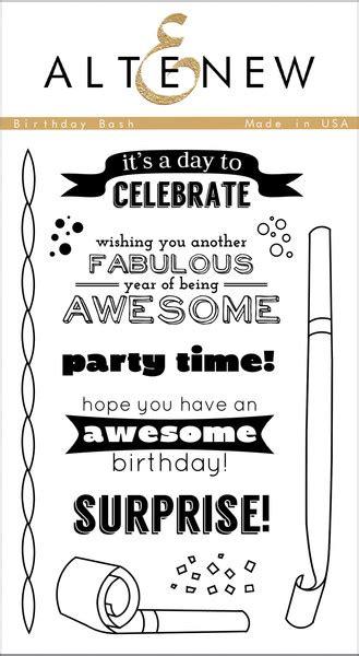 focus birthday bash altenew blog
