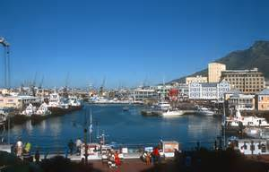 Waterfront Cape Town Harbour