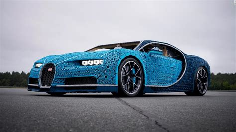 See This Lifesize Bugatti Made Of Legos  Cnn Video