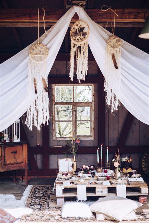 Boho Wedding  Inspirationen Für Die Perfekte Hippie