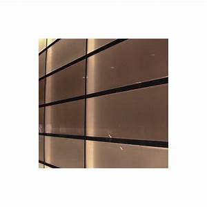 Bronze Frosted Privacy Window Film / Frost Etched Glass