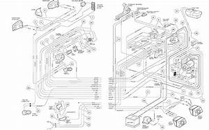 Club Car Carryall 272 Wiring Diagram