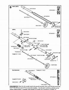 Husqvarna 326p5 Line Trimmer Parts