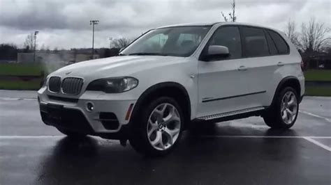 2011 Bmw X5 Diesel For Sale In Langley, Bc