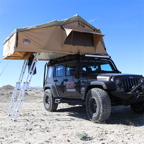 roof rack tent tuff stuff 174 5 person elite overland roof top tent