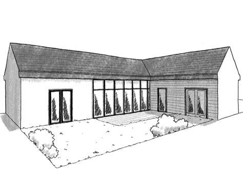 plan maison de plain pied 100 m avec 3 chambres ooreka