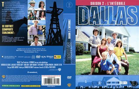 jaquette dvd de dallas saison 2 coffret v2 cin 233 ma