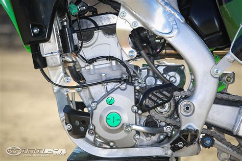 2016 Kawasaki Kx250f Comparison
