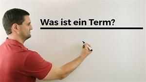 Was Ist Ein Plissee : was ist ein term mathe by daniel jung youtube ~ Bigdaddyawards.com Haus und Dekorationen