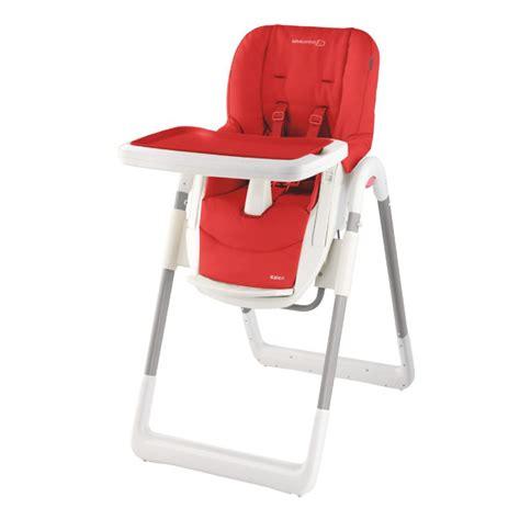 chaise haute comptine