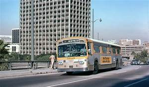 transpress nz New Look Flxible buses in Los Angeles, 1970s