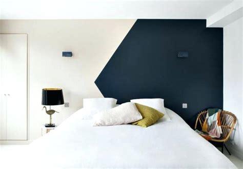 peindre un mur de couleur couleur mur chambre chagneconlinoise