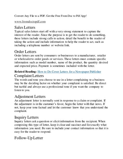 how to start a business letter what is a business letter 8912