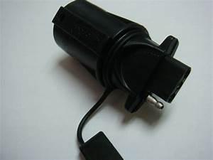 Adaptador Conector Para Remolque De 7 A 4 Puntas