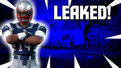 leaked release date   nfl skins football skins