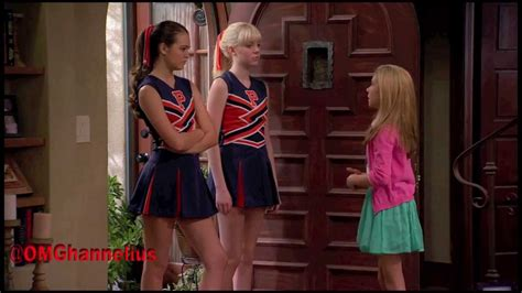 dog with a blog guess who s a cheerleader episode 13 g hannelius preview clip youtube