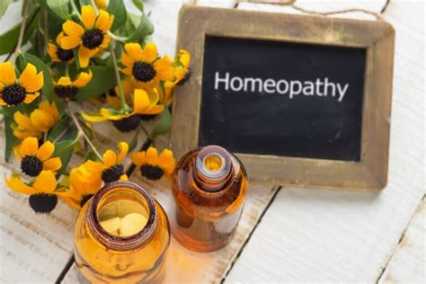 homeopathic remedies list