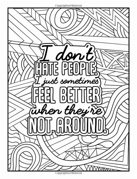 24 Funny Adult Coloring Books | Free adult coloring