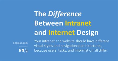 Distinguish Between Internet Intranet And Extranet. What's