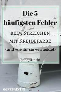 Furnierte Möbel Streichen : fehler vermeiden beim streichen mit kreidefarbe ~ A.2002-acura-tl-radio.info Haus und Dekorationen