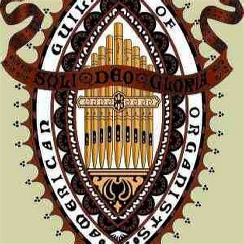 Pittsburgh Chapter American Guild Of Organists Youtube