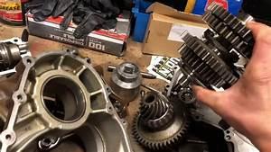 Can Am 1k Transmission Rebuild Guide