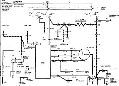Ford Ignition Wiring Diagram Free