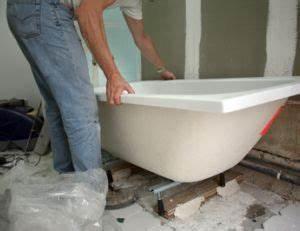 Baignoire à Poser : installer une baignoire ~ Melissatoandfro.com Idées de Décoration