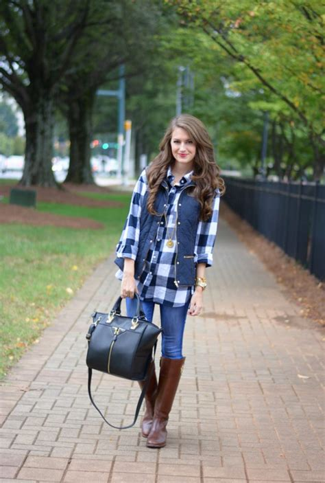 Mad For Plaid How To Wear Plaid Shirts This Fall