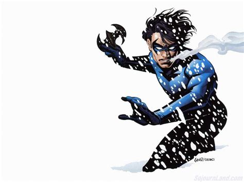 Download Nightwing Wallpaper 1152x864  Wallpoper #271123