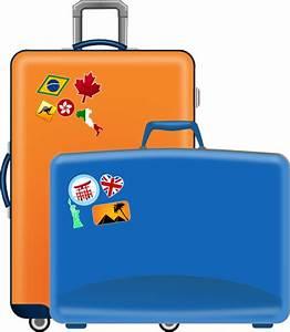 Luggage Clip Art at Clker.com - vector clip art online ...