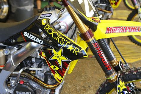 black friday motocross gear rockstar energy suzuki vital mx pit bits hangtown