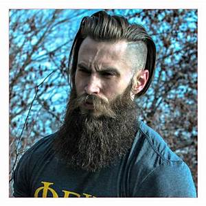 Medium long mens hairstyles 2017 also Best Long Beard ...