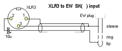 3 5 mm to xlr wiring diagram efcaviation