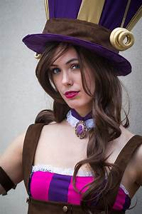 Cosplay | Caitlyn, the Sheriff of Piltover | Kyla Is Inspired