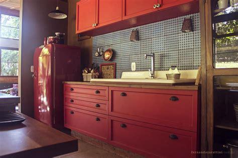 cozinha vintage fernanda zarattini arquitetura e