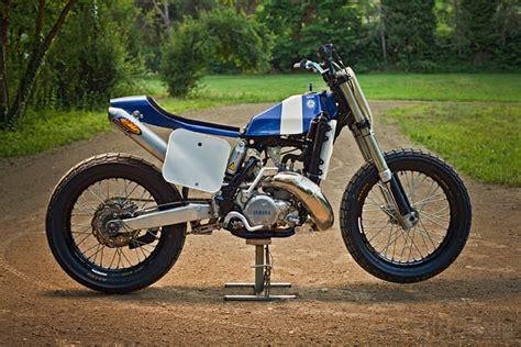 yamaha yz250 flat tracker bike exif