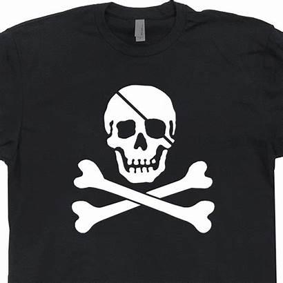 Jolly Roger Skull Crossbones Symbol Flag Pirate