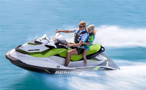 2016 Sea-doo Gti 130 Review